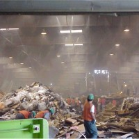odour and dust suppression
